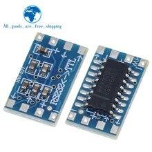TZT 10 pièces/lot mini RS232 MAX3232 niveaux à TTL niveau convertisseur carte série convertisseur conseil livraison directe