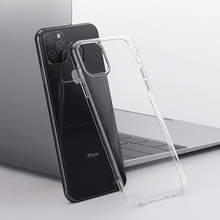ciciber Transparent Silicone Case For iPhone 11 Pro Max 7 8 6 6S Plus 5 5S SE Phone Cases for iPhone XR X XS Max Soft TPU Cover phone case for iphone x xs max xr luxury transparent silicone clear soft back cover for iphone 5 5s se 6 6s 7 8 plus tpu cases