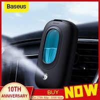 Baseus Auto Luftbefeuchter Tragbare Diffusor mit Magnetische Auto Air Vent Halterung Halter Aromatherapie Air Freshner Mini Luftreiniger
