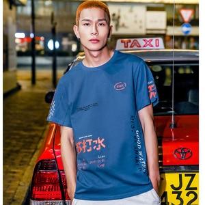 Image 4 - Camiseta Harajuku para hombre, camiseta divertida de Hip Hop y Soda Water, ropa de calle, camisetas de algodón con estampado Vintage, camisetas de manga corta 2019