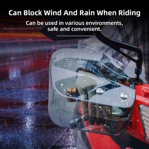 Image 2 - Защита для рук мотоцикла, защита для рук, ветрозащитная защита для мотоцикла, универсальное Защитное снаряжение для скутера для BMW R1200GS для Majesty 250