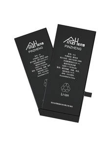 PINZHENG Capacity-Battery 8-X-Replacement bateria iPhone 4s Original Repair-Tools-Kit