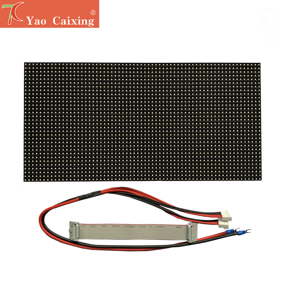 320x160mm P5 Outdoor Full Color Dot Matrix Led Display Screen Panel