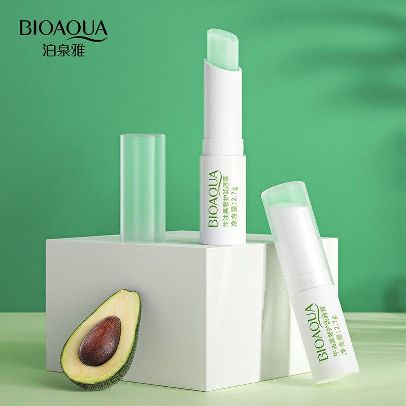 Купить авокадо роскошный бальзам для губ увлажняющий и выцветающие
