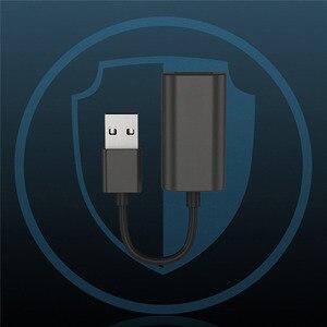 Image 4 - For FiiO LA UA1 USB Digital Signal Audio USB  Power Isolator Car Mains Isolator LA UA1