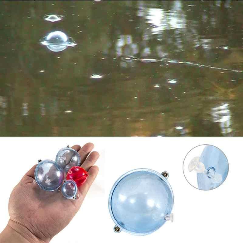 5St Angeln Float ABS Plastikkugeln Wasser-Kugel Blase Floats Tackle Sea Fishing