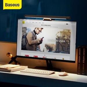 Baseus USB LED Desk Lamp Reading Screen Flexible USB Light Eye Protection Computer Screen