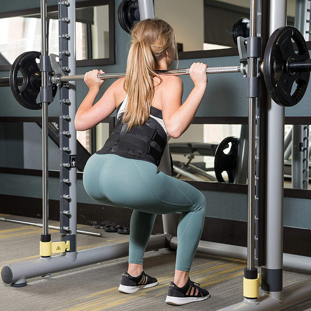 Lower Back Support For Men And Women Neoprene Waist Support Gym Waist Protector Fitness Lumbar Sweat Belt Sport Accessories 3