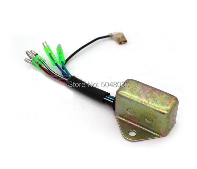 CDI Igniter for Honda XL125 XL185  CB125 XR200  CF403 30400-437-013