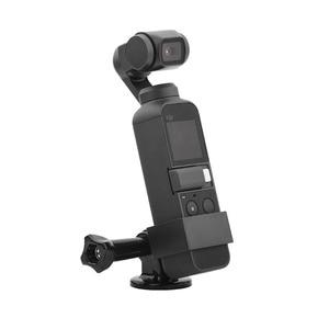 Image 4 - Statief Uitbreiding Adapter Voor Dji Osmo Pocket Gimbal Camera Vaste Adapter Mount Voor Fimi Palm Rugzak Clip Houder Accessoires