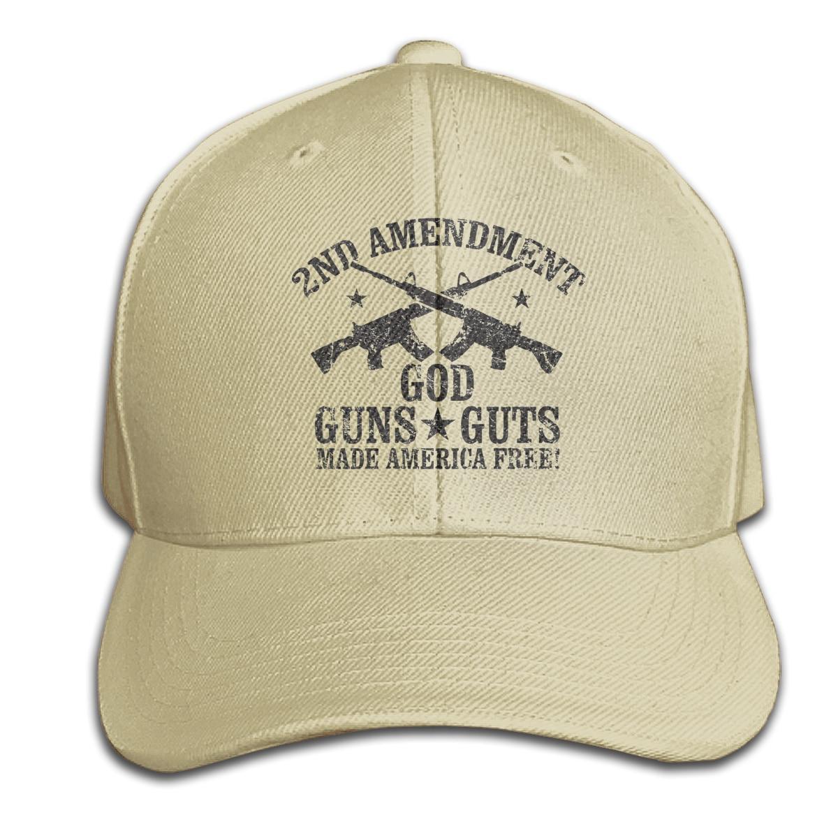 Модные воздухопроницаемые солнцезащитные кепки God Guns Gut Made America Free T для мужчин и женщин