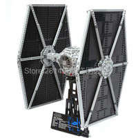 05036 Movie Genuine Series 1685Pcs TIE Fighter Mobile Building Block Bricks Toys Compatible with 75095 Star Wars