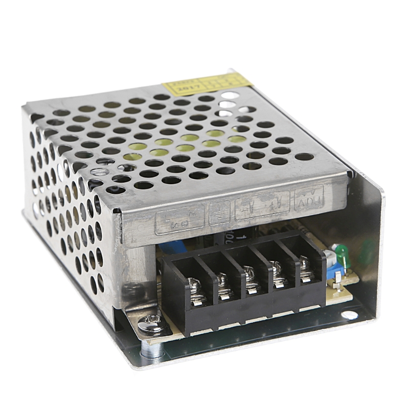 <font><b>AC</b></font> 100-260V To <font><b>DC</b></font> <font><b>12V</b></font> <font><b>3A</b></font> 36W Switch Power Supply Driver Adapter LED Strip Light 40JE image