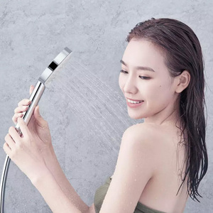 Image 5 - Youpin Dabai Q Thermostatic shower Set Home Safety Handheld Shower Head Set Stainless Steel Faucet Shower Hose Lifting Rod