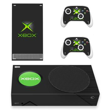 Custom Design Skin Sticker Decal Cover for Xbox Series S Console and 2 Controllers Xbox Series Slim Skin Sticker Vinyl 1