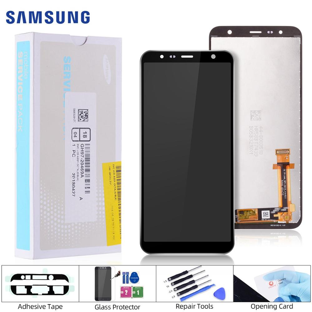 Original LCD For Samsung Galaxy J4+ 2018 J4 Plus J415 J415F J410 LCD Display Touch Screen For Samsung J4 Plus LCD Display