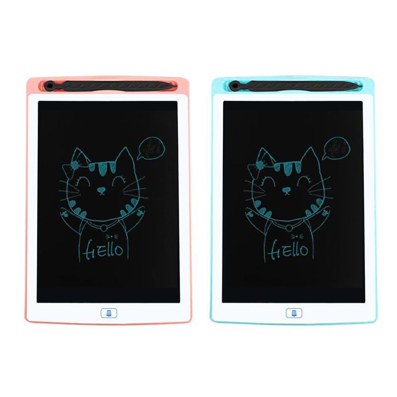 8.5 polegada lcd escrita tablet portátil digital desenho tablet eletrônico almofada de escrita ultra-fino crianças placa gráfica tableta grafica