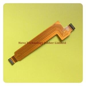 Image 4 - Wyieno 6070 Moederbord Lint Vervangende Onderdelen Voor Alcatel Idol 4S OT6070 Moederbord Lcd Connector Belangrijkste Flex Kabel + Tracking