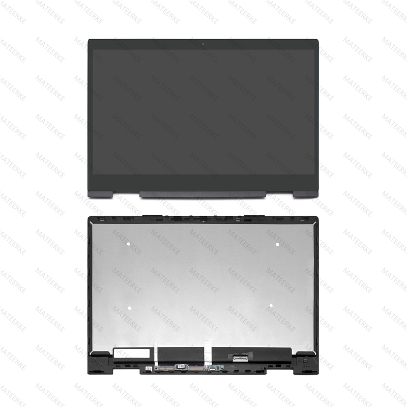 "For HP ENVY x360 15 bq100nd 15 bq003au 15 bq100au 15 bq002au 15 bq101tu 15.6"" FHD LCD Display Screen Touch Digitizer Assembly-in Laptop LCD Screen from Computer & Office"