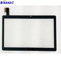 Novo 10.1 polegada de alta qualidade tablet touch screen 2.5d para dexp ursus m110 tablet toque digitador da tela do painel vidro sensor|Painéis e LCDs p/ tablet| |  -