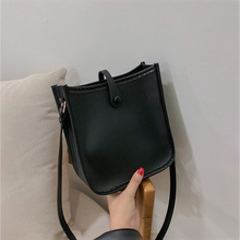 2019 New Fashion Shoulder Bag Mini Casual Small Bag High Quality Pu Leather Messenger Bag Simple Lady Retro Design Leather Bag new design men s bags high quality pu leather messenger bag fashion cross body bag casual students one shoulder school bag