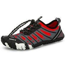 Пляжная камуфляжная водонепроницаемая обувь; Мужские сандалии