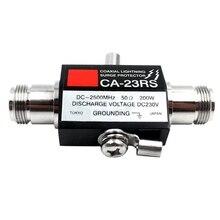 Ca-23Rs Pl259 So239 радио разъем повторитель адаптера Коаксиальная антенна стабилизатор напряжения