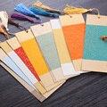 Винтажная закладка утолщенная бумага Xuan закладки для каллиграфии создание каллиграфии рисовая бумага Закладка ручная роспись карточка ру...