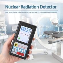Geiger Counter Nuclear Field Radiation Dosimeter Detector Dosimeter Marble emf meter  Detectors Beta Gamma X-ray Tester tools