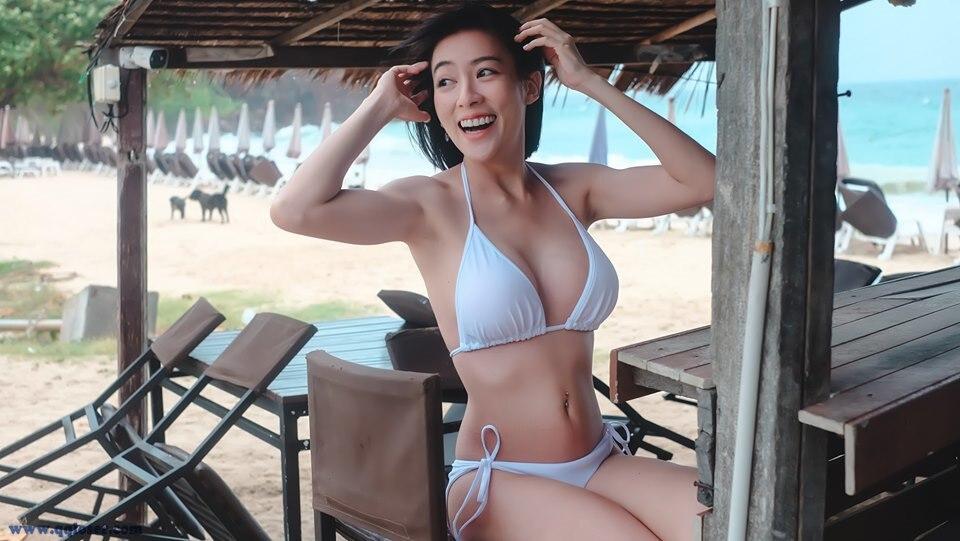 """短发小姐姐总会给人一种清爽邻家小妹的气息""""Chatkamon Sukkasem"""""""