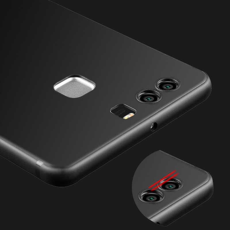 Sfondi vaporwave estética caja del teléfono para huawei p8 p9 p10 lite p20 pro mate 10 lite de silicona suave cubierta negro UV impresión bolsa
