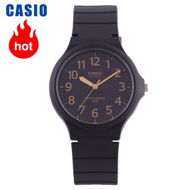 カシオ腕時計ポインターシリーズファッションクォーツメンズ腕時計 MW 240 1B2