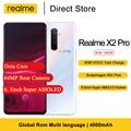 Смартфон Realme X2 Pro на Android 6,5, 8-ядерный процессор Snapdragon 855 Plus, экран 128 дюйма, 8 ГБ + 4000 ГБ