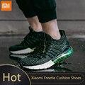 Xiaomi Youpin FREETIE повседневная спортивная обувь высокая эластичная обувь с воздушной подушкой ТПУ амортизирующие уличные кроссовки обувь мягки...