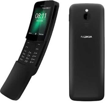 Nokia 8110 4GB Dual Sim Black