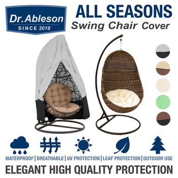 Αδιάβροχο κάλυμμα προστασίας για κρεμαστή κούνια εξωτερικού χώρου
