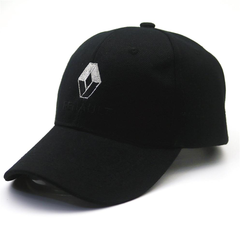 2019 Cap Baseball Snapback Hat Summer Cap Hats Renault Laguna 2 Duster Logan Clio 4 Captur Motorcycle Car Styling Accessories