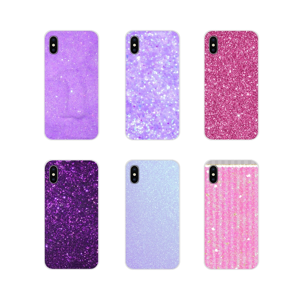 Accessories Phone <font><b>Case</b></font> Cover Pink rose star <font><b>Glitter</b></font> For Oneplus 3T 5T 6T <font><b>Nokia</b></font> 2 3 <font><b>5</b></font> 6 8 9 230 3310 2.1 3.1 <font><b>5</b></font>.1 7 Plus 2017 2018 image