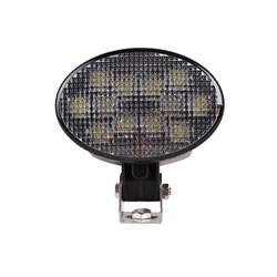 Round the 36 w LED work light car headlights suvs dome light engineering lamp lights