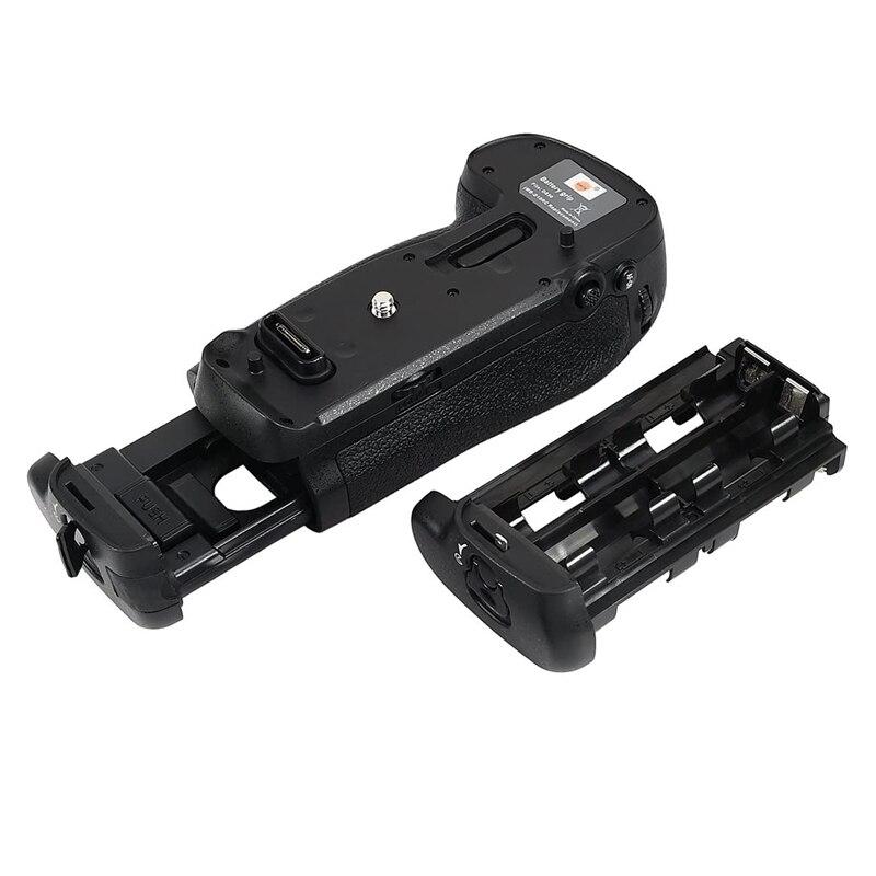 Novo MB-D18 vertical aperto da bateria compatível nikon d850 câmera digital