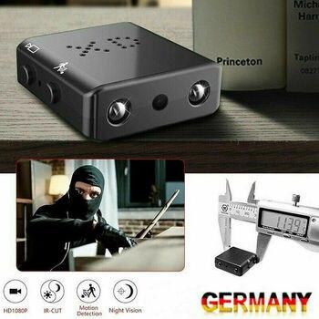 цена на Mini Camera Full HD 1080P Mini Camcorder Night Vision Micro Camera Motion Detection Video Voice Recorder DV Version SD Card sq11