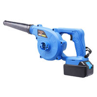 1800W 6000mAh Powerful Electric Vacuum Cleaner Air Blower Dust Cleaning Computer