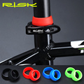 Bicycle Seat Post Rubber Ring Dust Cover Cycling Silicone Waterproof Mountain Bike Seatpost Protective Case Bicycle accessories