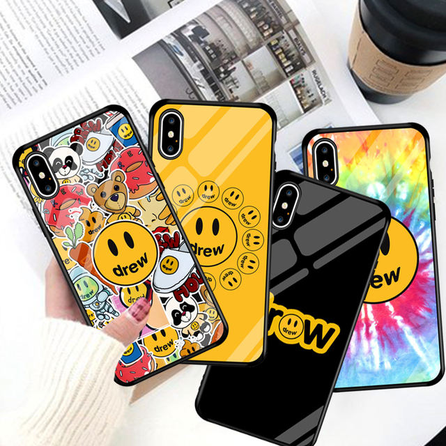 JUSTIN BIEBER THEMED IPHONE CASE (4 VARIAN)