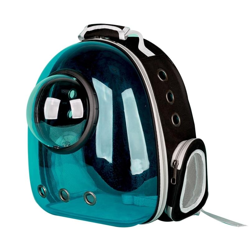 Купить панорамный прозрачный легкий рюкзак переноска для домашних животных