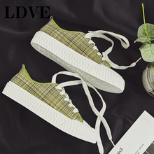 2019 Fashion Summer Sneakers Womens Canvas Shoes Casual Women Female Vulcanize Flats Zapatillas Mujer