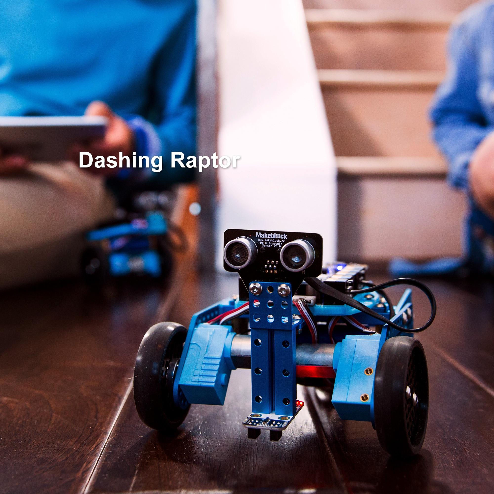 Makeblock Programmable mBot Ranger Robot Kit, Arduino,STEM Education, 3 in 1 Programmable Robotic for Kids, Age 12+ 3