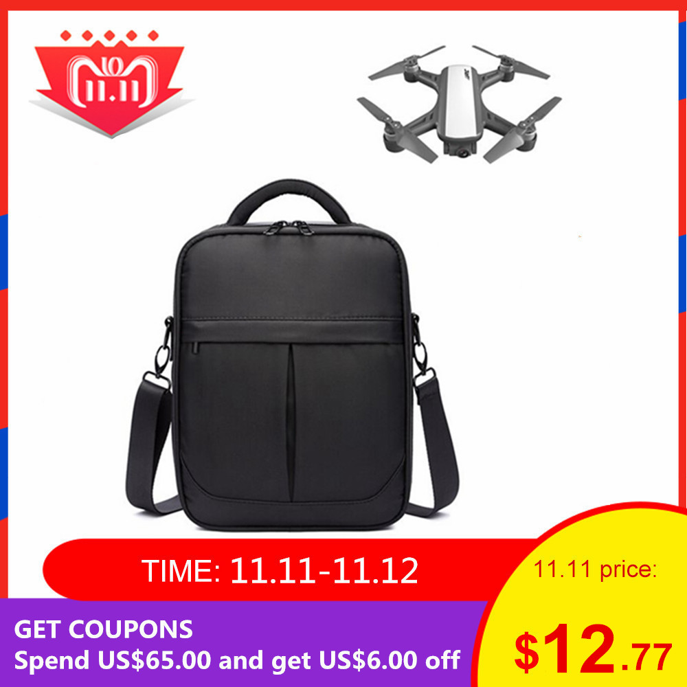 New Arrival Waterproof Shoulder Storage Bag Backpack Carrying Box Case For JJRC X9 RC Drone Quadcopter