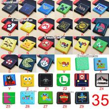 35colors 12in1 Hard Shell Box For Nintend Switch / NS Switch Lite Portable Game Card Case Shockproof Storage Box Animal Crossing
