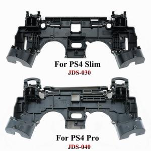 Image 5 - Yuxi 2 Set Rubber Vervanging Siliconen Geleidende Lijm Knop Pad Toetsenborden Voor Sony PS4 Voor Playstation Dualshock 4 Controller
